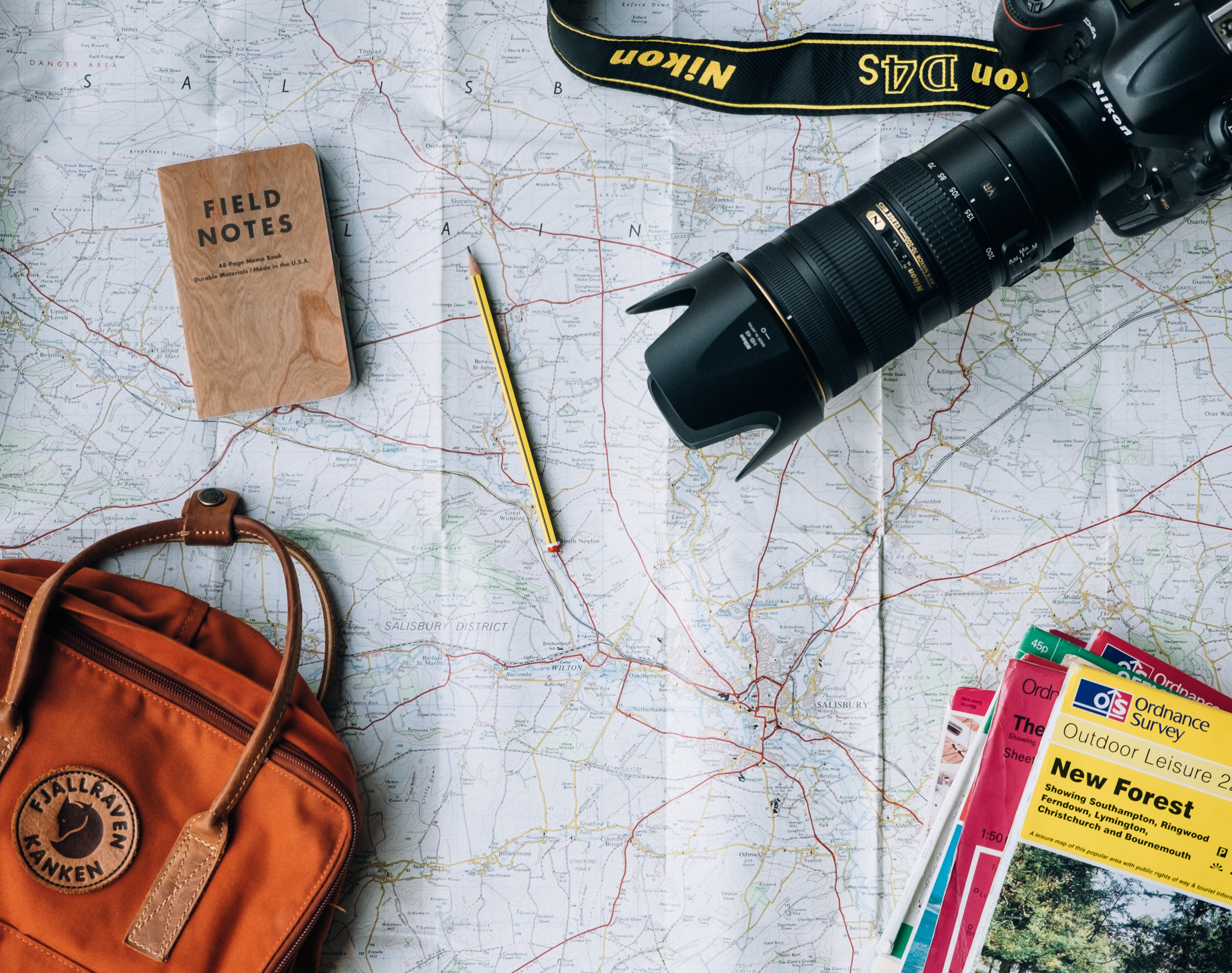Creating a Shot List to Organize Your Trips Around Saleable Photography